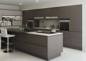 Isala modern kitchen range